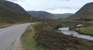 Descent from Glenshee