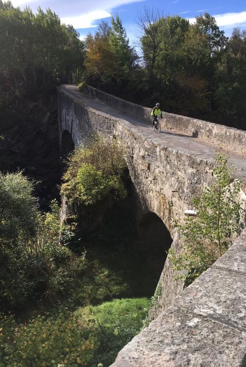 Dulsie Bridge over the River Findhorn